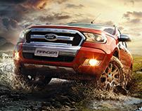 Ford Ranger 2016 - Print