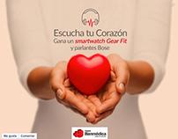 Banmédica - Escucha tu Corazón