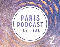 Le Paris Podcast Festival Saison 2