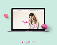 Yes Miss | Web Site