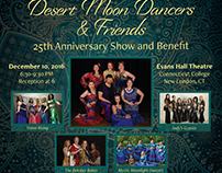 Desert Moon Dancers 25th Anniversary Show