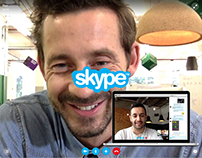 New Skype for Mac