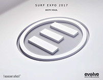 EVOLVE SKATBOARDS - SURF EXPO 2017