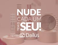 Dailus Color - Linha Nude - Defoco