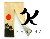 Visual identification for KANSHA restaurant