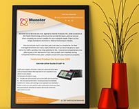 Masterdrone Business Flyer
