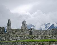 Snapshots from Machu Picchu, Peru