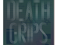 Death Grips - Discography Book