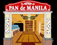 Pan de Manila Facade