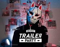 Smirnoff: Trailer-Party
