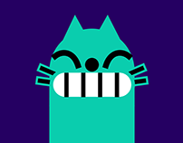 Little Catto - Animated Stickers