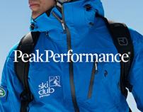 Peak Performance Redesign
