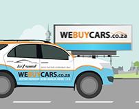 2016 We Buy Cars - La't Wiel Sponsorship