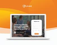 UCAVE - Site Web & Application