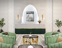 Living room in Islamic style | BRABBU furniture