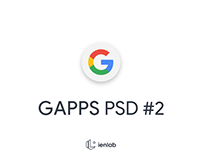 Google Apps PSD #2