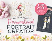 Personalised Portrait Creator