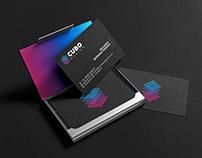 Cubo Design/ Branding