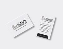 Business cards Römer Immobilien