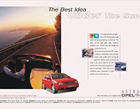Opel Magazine-ad