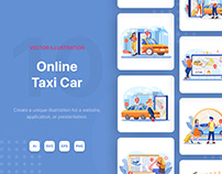M130_Online Ordering Taxi Car