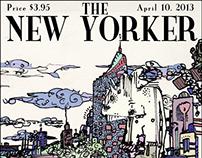 New Yorker Sketch