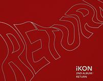 iKON 2018 [RETURN] OFFICIAL MD DESIGN