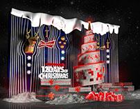 Secret Santa - Budweiser Event