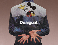 Lanzamiento reedición Iconic Jacket / Desigual