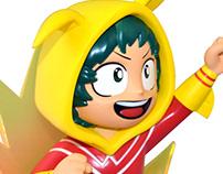 My Hero Academia Baby Deku Bust for Funimation