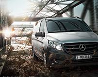 Mercedes - Benz / Print