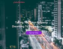 IndiaBuilders-Website Design