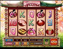 Secrets of a Geisha Slot Game