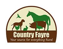 Freelance - Rebrand: Country Fyre UK Ltd