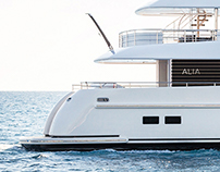 Alia Yachts, Turkey