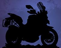 Ducati Multistrada Enduro #BeastedUp!