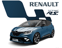 Renault Scenic RS by VDesign