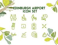 YOU'RE NOW IN SCOTLAND EDINBURGH AIRPORT