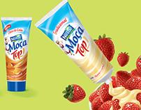 Embalagens Nestlé Moça