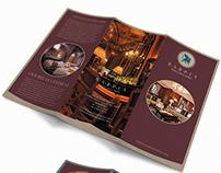 TriFold Brochure HOTEL HARPIA