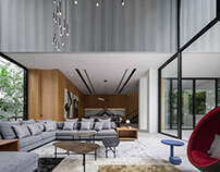 Interlude House by AAD