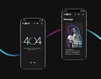 Flow production - Website
