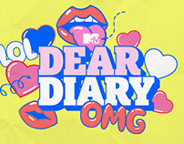 Dear Diary Graphics Package