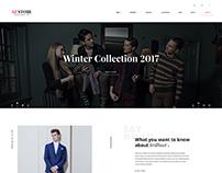 AZ Fashion store, Home site