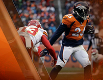 Denver Broncos 2017 - Social Package