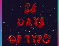 36 Days of Typo