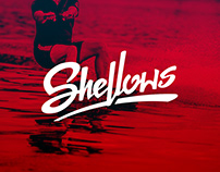 Shellows   Branding, Identity System, Print