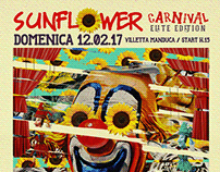 Sunflower party — 2017/2019