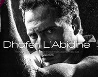 Dhafer L'Abidine Official Website design and Developmen