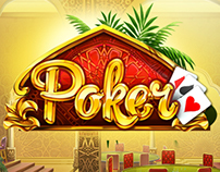 Game lobby for Online Casino